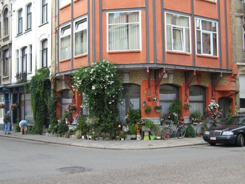 Residency at Lokaal 01, Antwerp