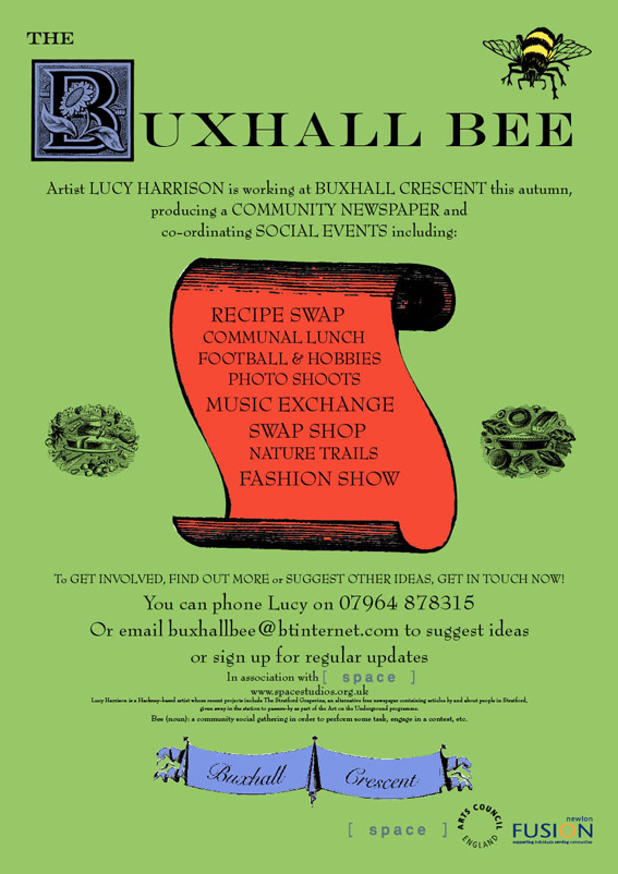 The Buxhall Bee
