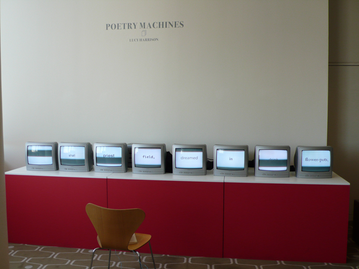 Poetry Machines