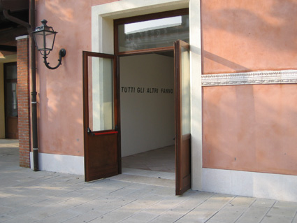 San Servolo Residency, Venice