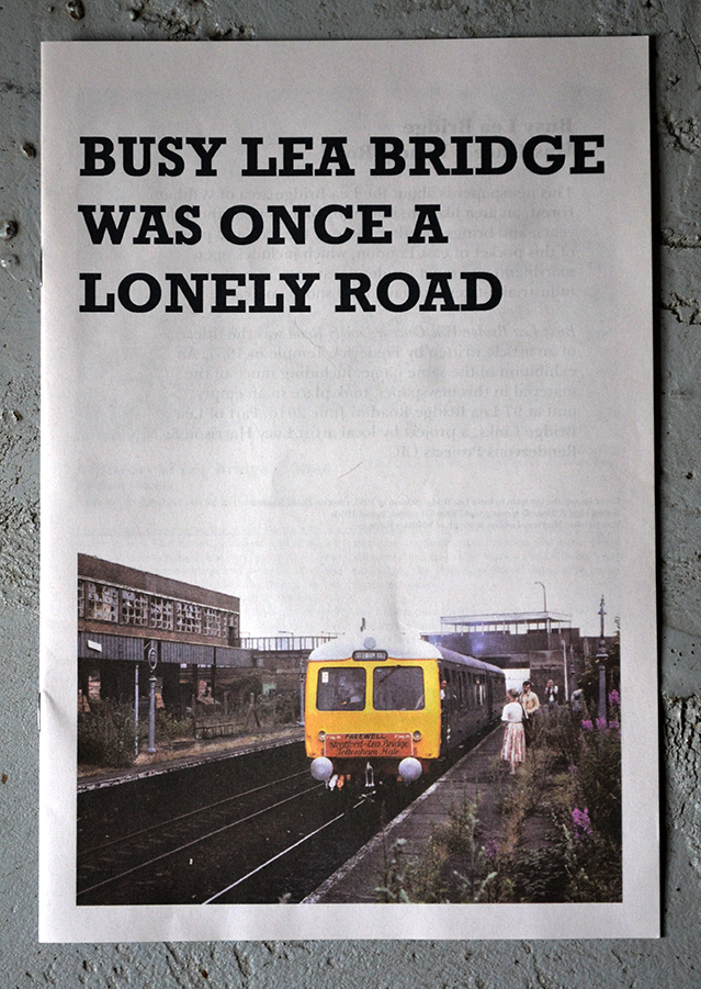 Busy Lea Bridge was once a Lonely Road