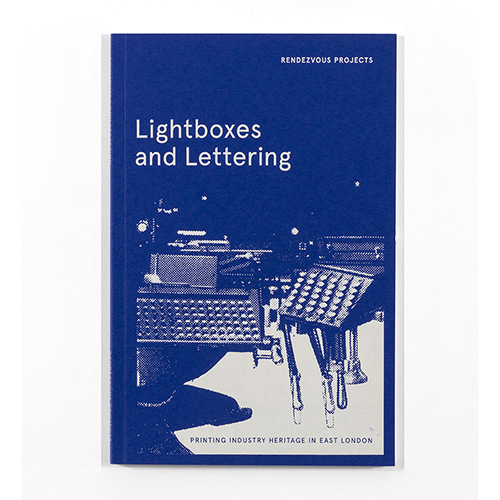 Lightboxes and Lettering